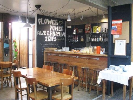 bar hostel