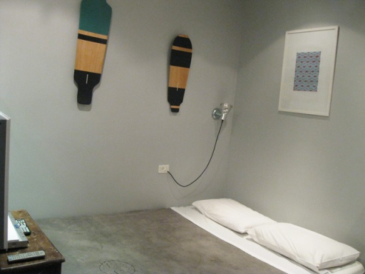 cama de hostel