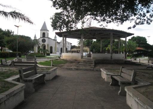 igreja de barreirinhas