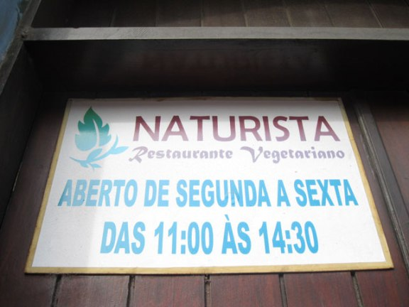 naturista restaurante vegetariano