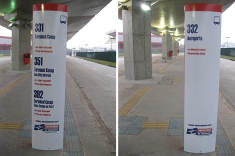 onibus rodoviaria aeroporto guarulhos