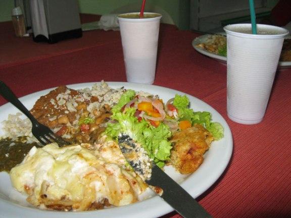 restaurante sao luis vegeteriano