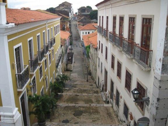 Ladeiras de São Luis