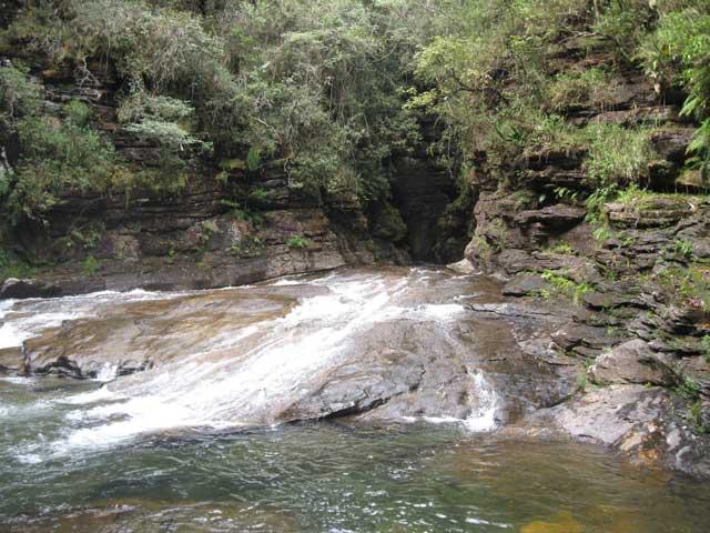 Entrada Canyon da Zilda