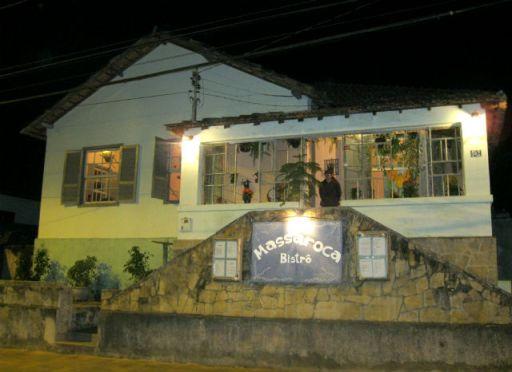 restaurante massaroca