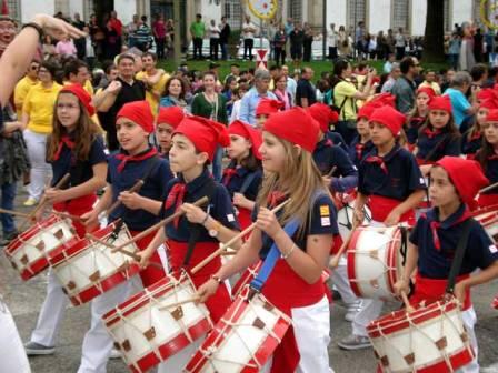 festa junina em portugal
