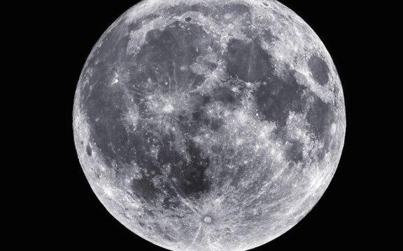 super lua brilhante