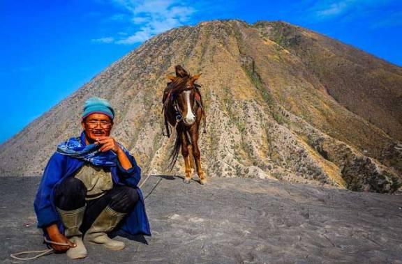 vulcao indonesia
