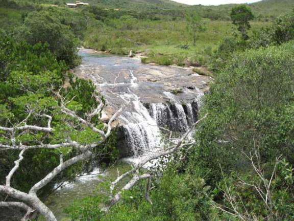 cachoeira salomao