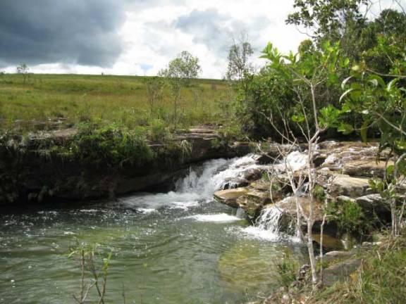 cachoeira toca
