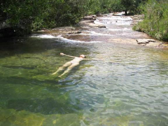 carrancas cachoeira