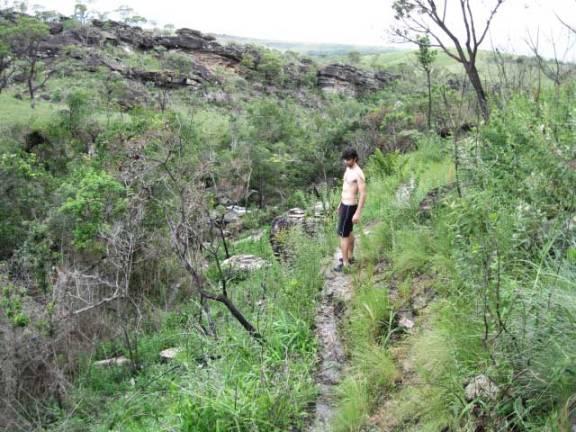 trilha vargem grande