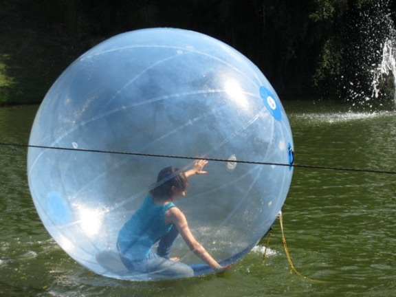 water ball bh