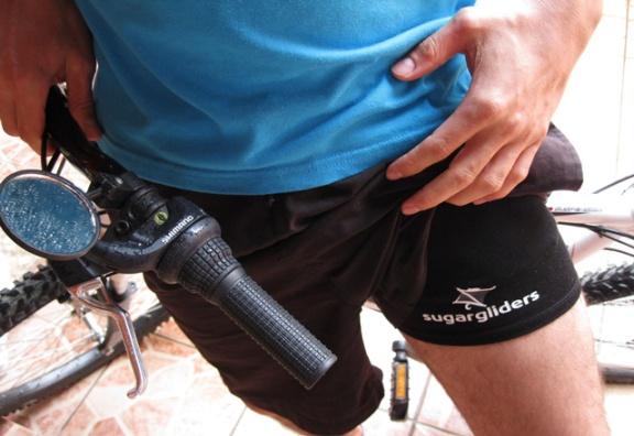 cueca para bicicleta