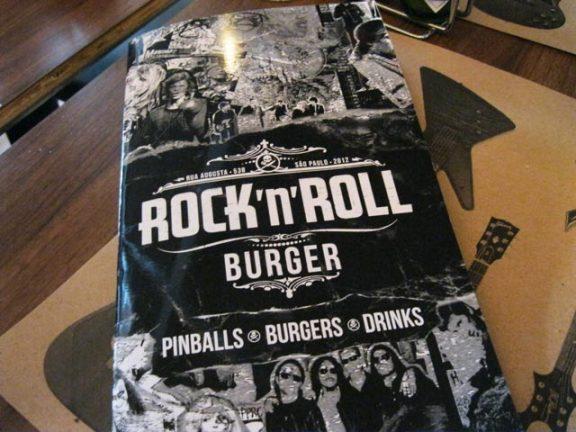 hamburgueria rock