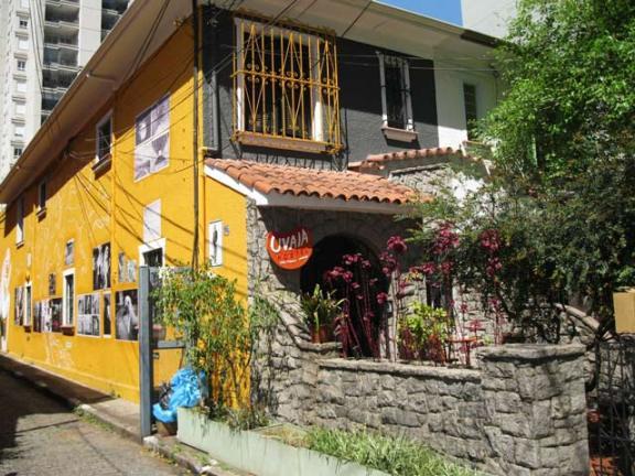 hostel na vila mariana