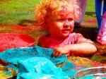 festival indiano das cores