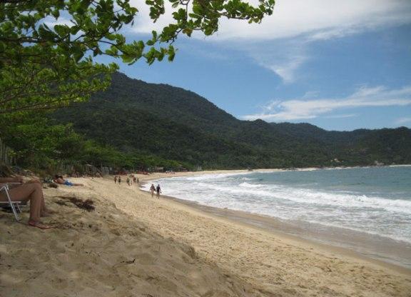 praia trindade paraty