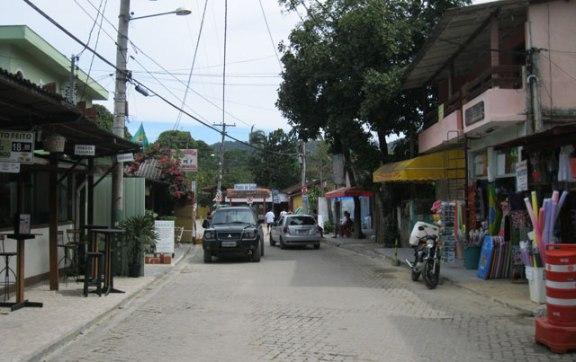 rua principal de trindade