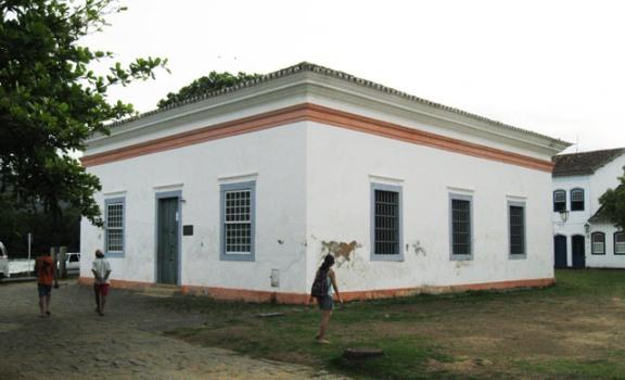biblioteca de paraty
