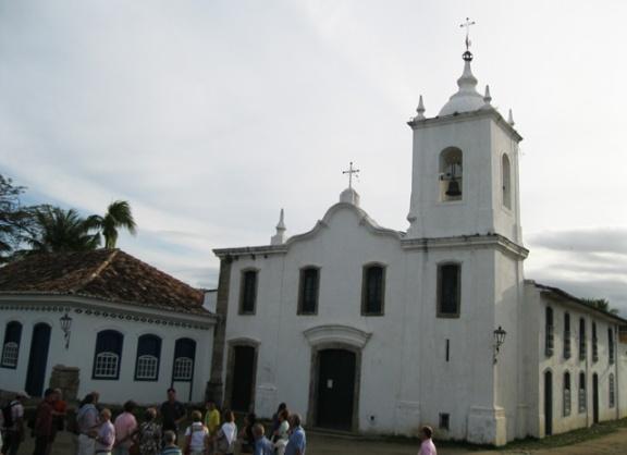 Capela de paraty