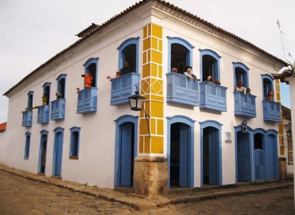 casa de cultura paraty