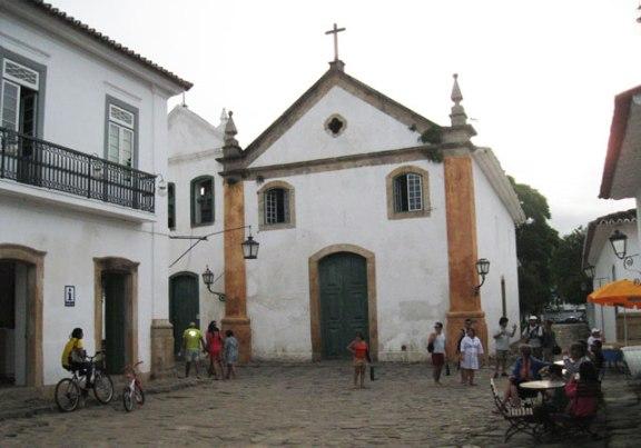 igrejas de paraty