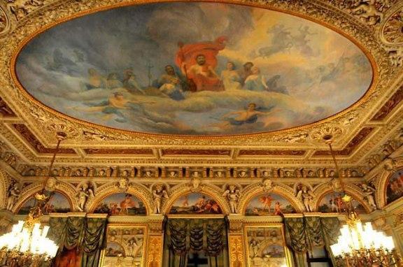 espaco interno palacio do catete