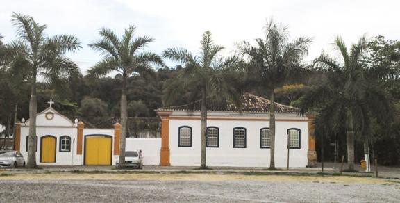 hospital santa casa de Paraty