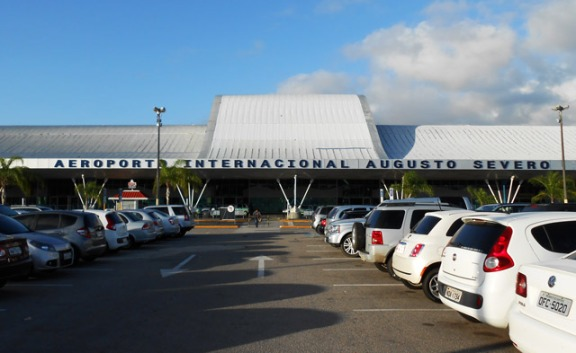 aeroporto internacional agusto severo