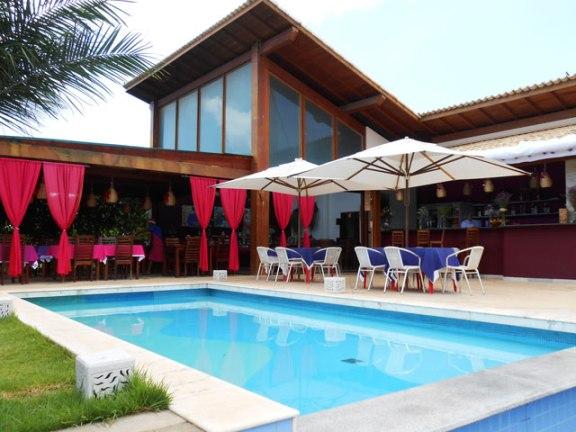 bar em resort