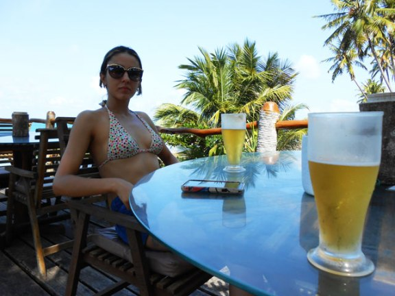 blogueira cerveja