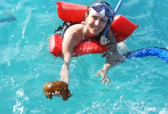mergulho aventura