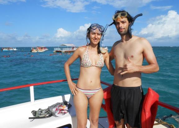 blog de mergulho