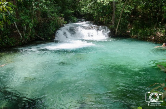 cachoeira no jalapao