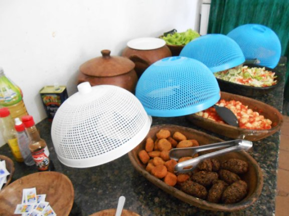 buffet vegano natal