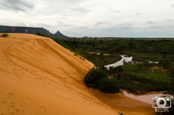 areia do jalapao
