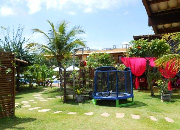 espaco criancas resort