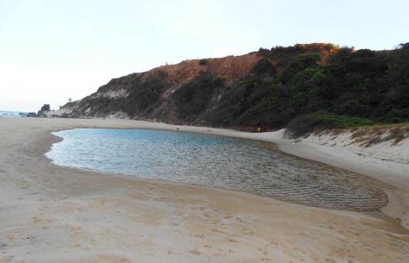 praia do amor em pipa