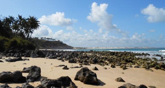 praia do giz pipa