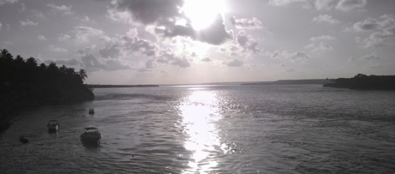 lagoa guarairas tibau do sul