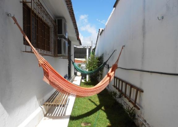 rede de balanco hostel