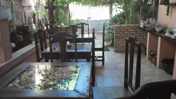 restaurante vegetariano cantinho natureba