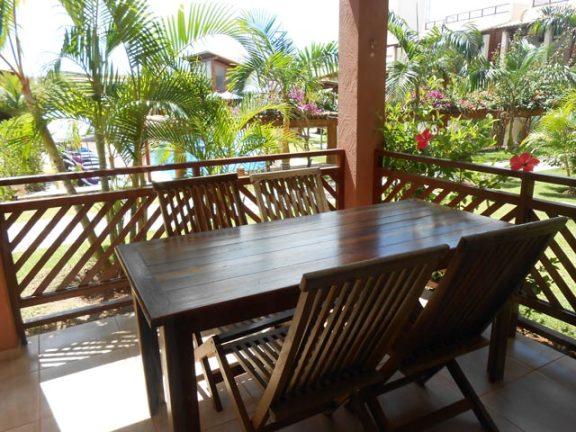 varanda chale resort
