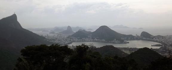 Vista Chinesa parque da tijuca