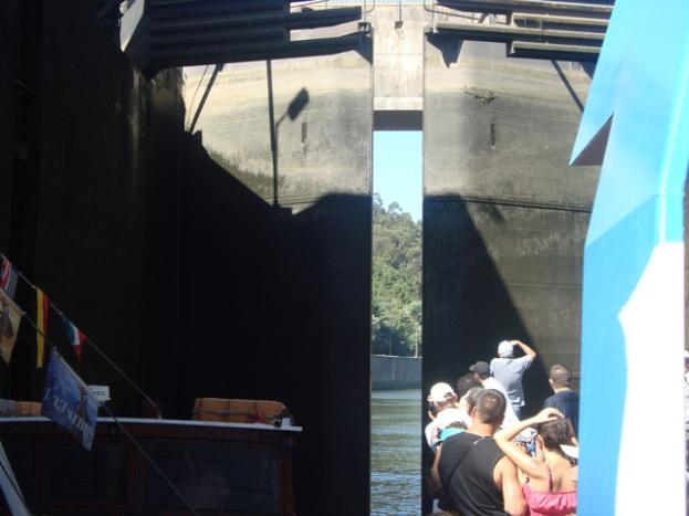 barco rio douro