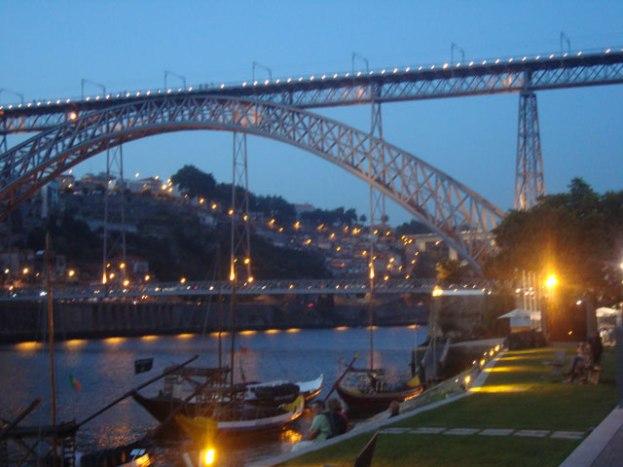 ponte Dom Luis portugal