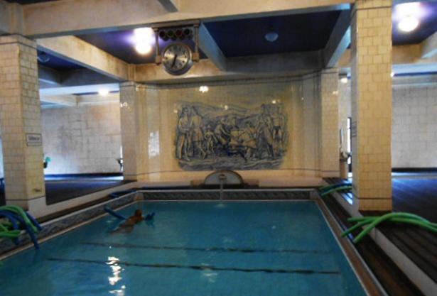 piscina emanatoria araxa