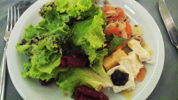 comida vegetariana triangulo mineiro