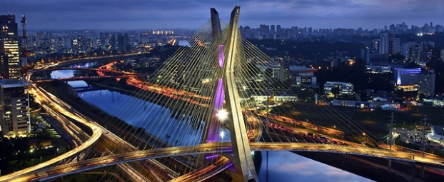 ponte famosa de sao paulo